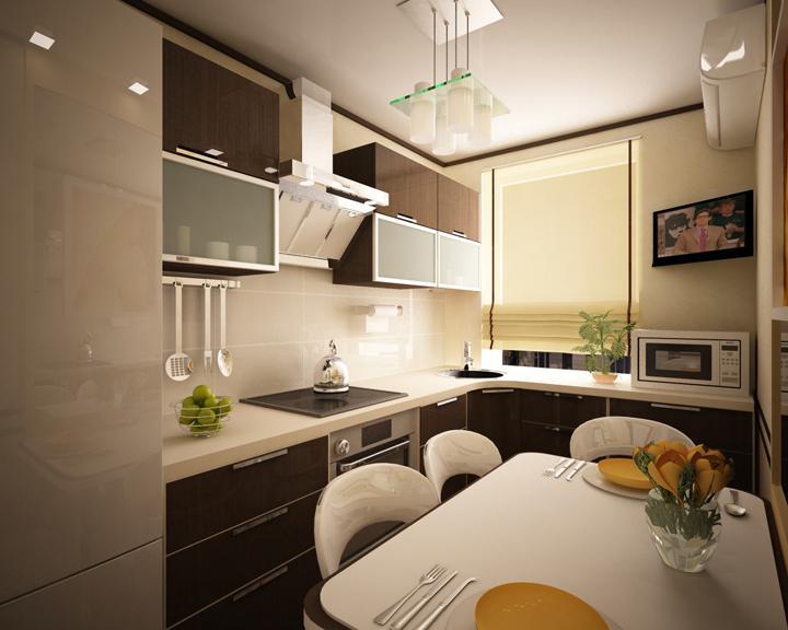 Интерьер квартиры 53 кв.м фото