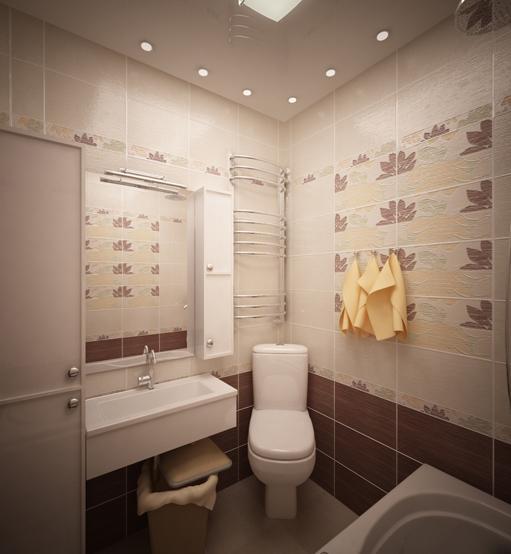 Дизайн 2-х комнатной квартиры проект п-111м.