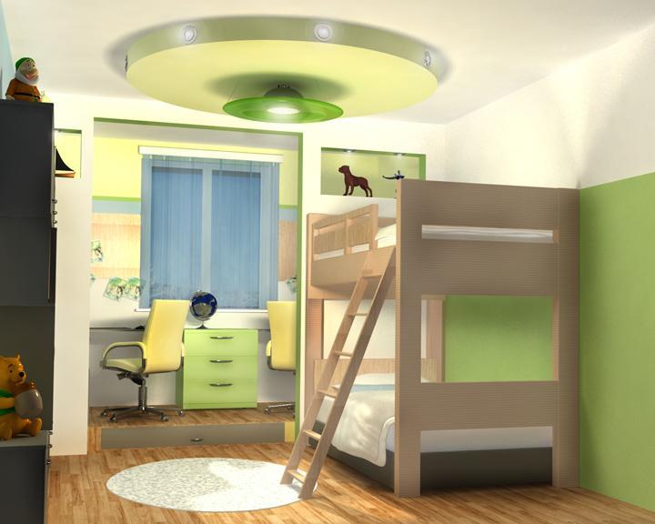 Комната 7 кв дизайн