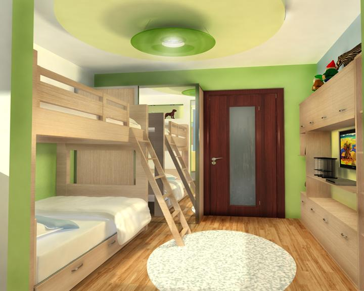 Дизайн комнат 13 кв.м