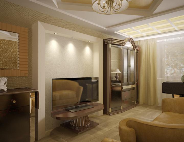 Фото ремонта квартир дизайн 54 кв м