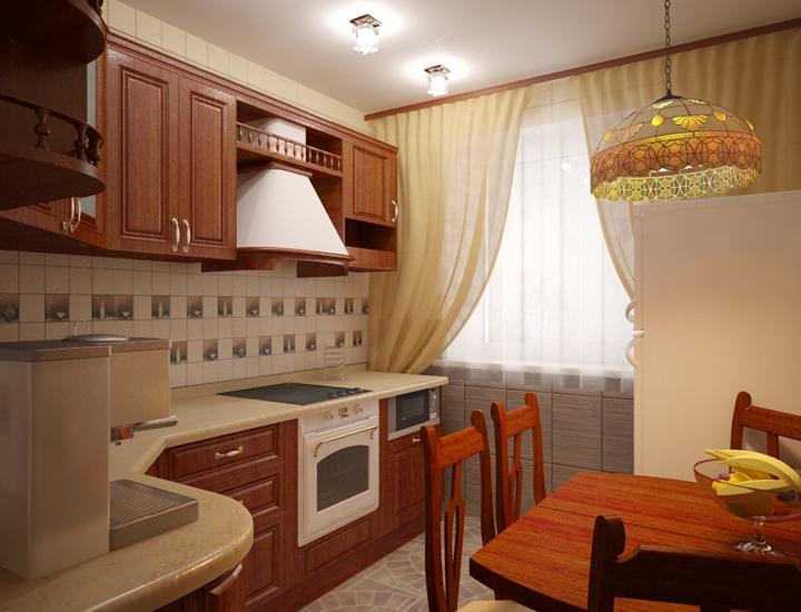 Дизайн квартиры 54 м кв