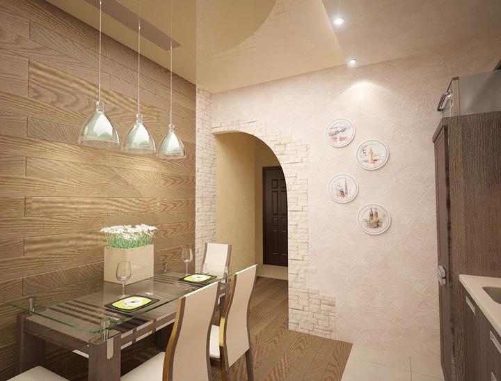 Дизайн квартиры 84 серии