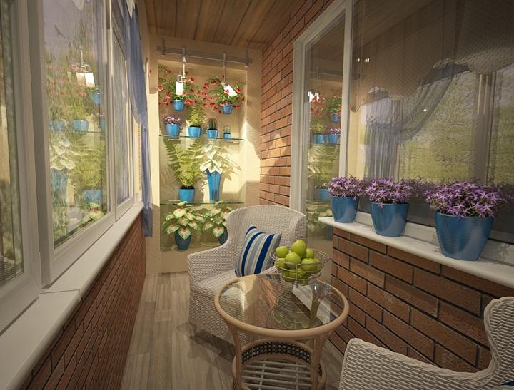 Дизайн интерьера квартиры 67 кв.м. ул. гамарника, 6а г. хаба.