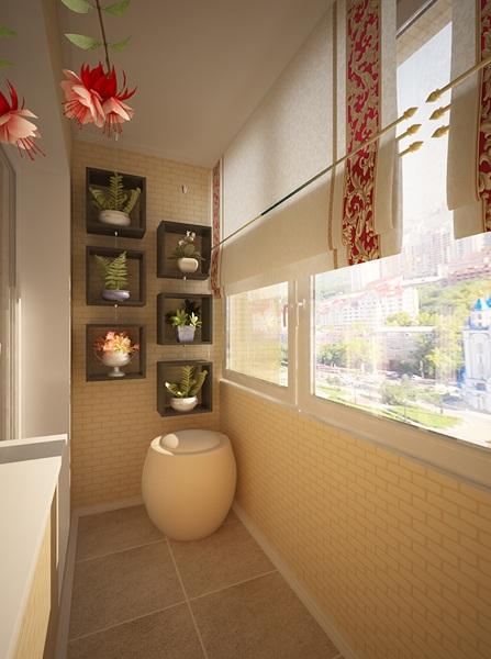 Дизайн интерьера квартиры 96 кв.м. ул. войкова, 6 г. хабаров.