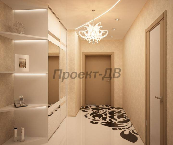 Квартира 62 кв.м дизайн