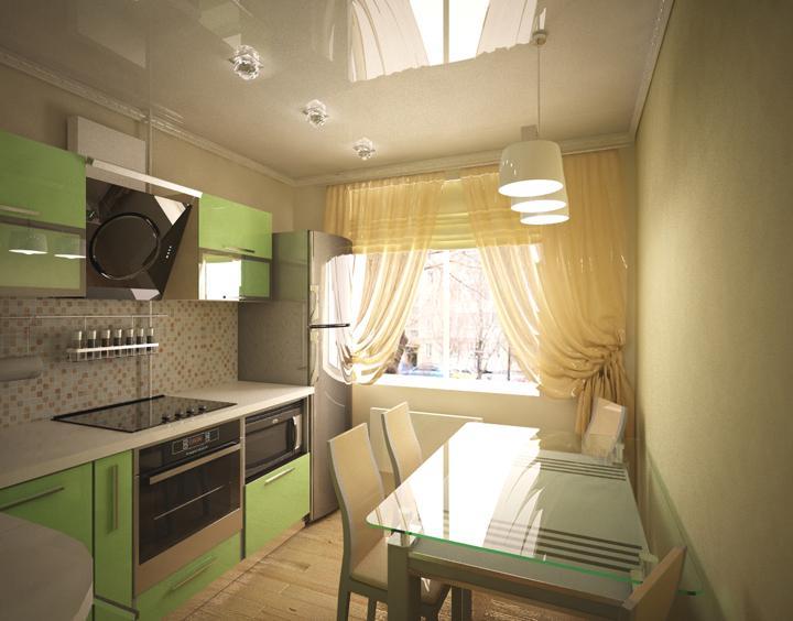 Кухни 12 метров фото дизайн